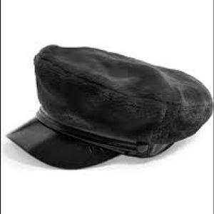 98b0acd9690 Topshop Floppy Hat.  12  30. Topshop Faux Fur Baker Boy Cap
